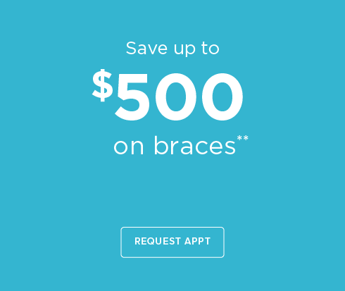 Save up to $500 on braces - Dentists of South Jordan and Orthodontics